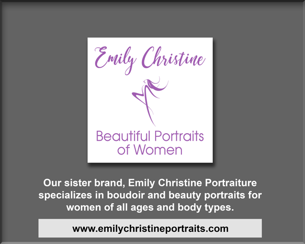 Visit our sister brand, Emily Christine Portraits at www.emilychristineportraits.com