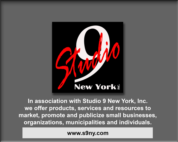Visit our affiliate, Studio 9 New York, Inc. at www.s9ny.com